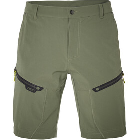 North Bend Extend Shorts Men green lichen